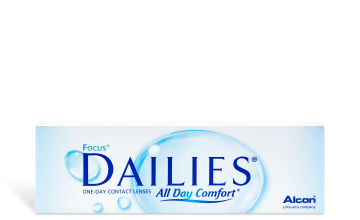 Product image of Focus DAILIES 30pk