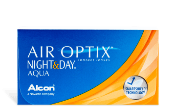 Product image of Air Optix Night & Day Aqua