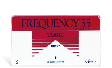Product image of Frequency 55 Toric XR