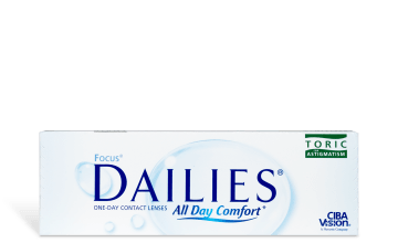 Product image of Focus DAILIES Toric 30pk