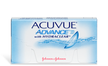 Product image of ACUVUE® ADVANCE®