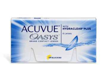 Product image of ACUVUE® OASYS® with HYDRACLEAR® PLUS 6pk