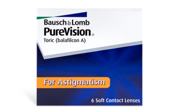 Product image of PureVision Toric (PureVision For Astigmatism)