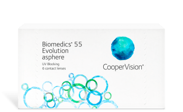 Product image of Biomedics 55 Evolution