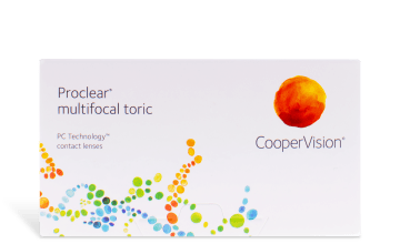 Product image of Proclear Multifocal Toric