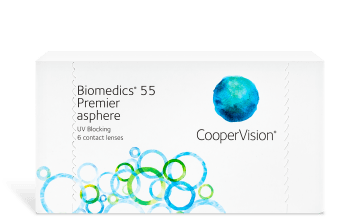 Product image of Same as CLINASOFT 55 ASPHERIC