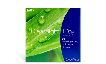 Product image of Same as CLEAR COMFORT 1 DAY 90pk