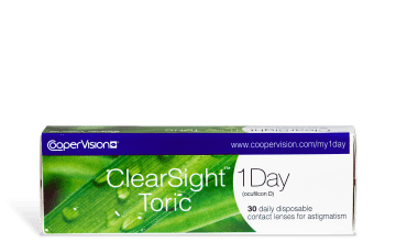Product image of ClearSight 1 Day Toric 30pk