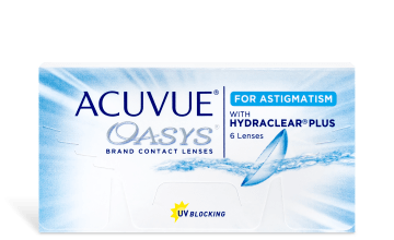 Product image of ACUVUE® OASYS® for ASTIGMATISM