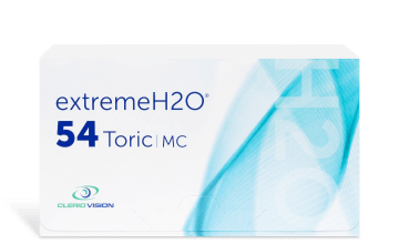 Product image of Extreme H2O 54% Toric MC