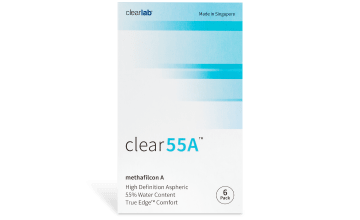 Product image of Clear 55A