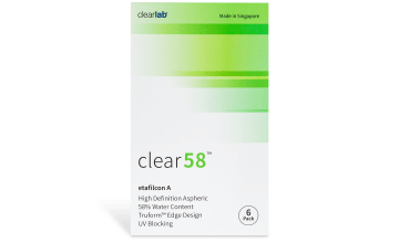 Product image of Clear 58