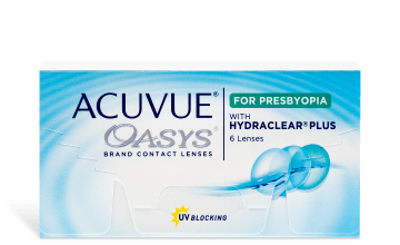 Product image of ACUVUE® OASYS® for PRESBYOPIA