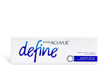 Product image of 1-DAY ACUVUE® DEFINE™ 30pk