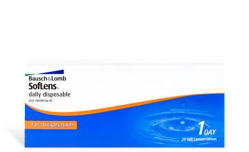 Product image of SofLens Daily Disposable for Astigmatism
