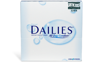 Product image of Focus DAILIES Toric 90pk