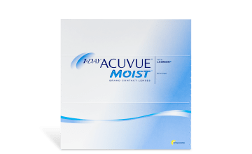 Product image of 1-DAY ACUVUE® MOIST® 90pk