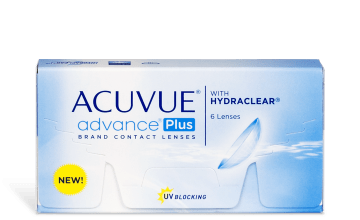 Product image of ACUVUE® ADVANCE® PLUS 6pk