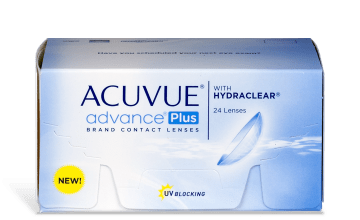 Product image of ACUVUE® ADVANCE® PLUS 24pk