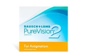 Product image of PureVision 2 For Astigmatism