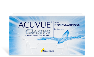 Product image of ACUVUE® OASYS® with HYDRACLEAR® PLUS 24pk