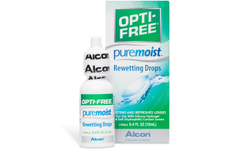 Product image of OPTI-FREE® PureMoist® Drops