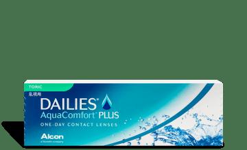 Product image of DAILIES AquaComfort Plus Toric 30pk