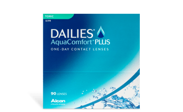 Product image of DAILIES AquaComfort Plus Toric 90pk