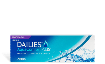 Product image of DAILIES AquaComfort Plus Multifocal 30pk