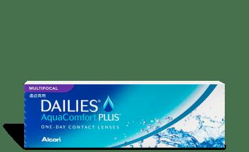 Product image of DAILIES AquaComfort Plus Multifocal 30pk