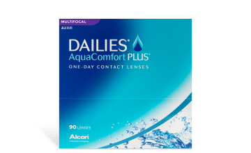 Product image of DAILIES AquaComfort Plus Multifocal 90pk