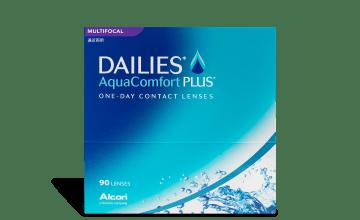Product image of DAILIES AquaComfort Plus Multifocal 90pk