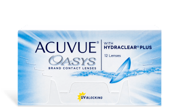 Product image of ACUVUE® OASYS® with HYDRACLEAR® PLUS 12pk
