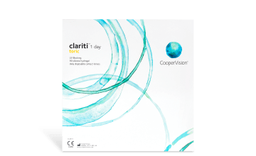 Product image of clariti 1 day toric 90pk
