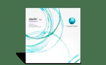 Product image of clariti 1 day multifocal 90pk