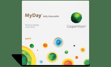 Product image of MyDay 90pk