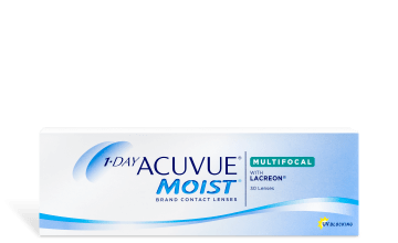 Product image of 1-DAY ACUVUE® MOIST® Multifocal 30pk