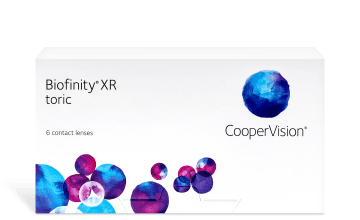 Product image of Biofinity XR Toric
