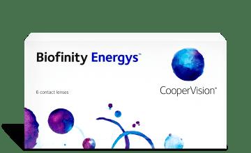 Product image of Biofinity Energys 6 pk