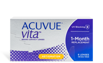 Product image of ACUVUE® VITA™ for Astigmatism