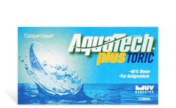 Product image of Same as AQUATECH PLUS TORIC