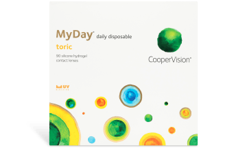 Product image of MyDay Toric 90 pk