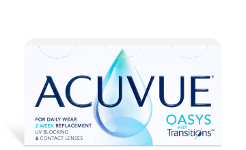Product image of ACUVUE® OASYS with Transitions™