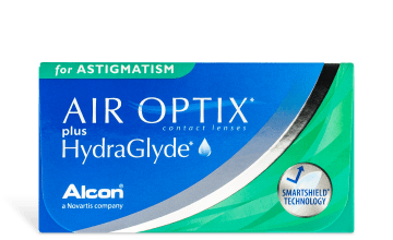 Product image of AIR OPTIX® plus HydraGlyde® for ASTIGMATISM