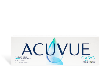 Product image of ACUVUE® OASYS with Transitions™ 25pk