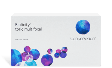 Product image of Biofinity Toric Multifocal