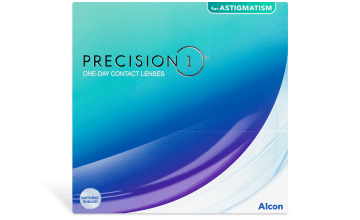 Product image of Precision1 Dailies for Astigmatism 90pk