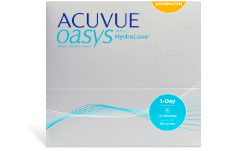 Product image of ACUVUE® OASYS® 1-Day for ASTIGMATISM 90pk
