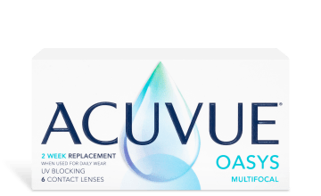 Product image of ACUVUE® OASYS® Multifocal