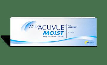 1-DAY ACUVUE® MOIST® 30pk
